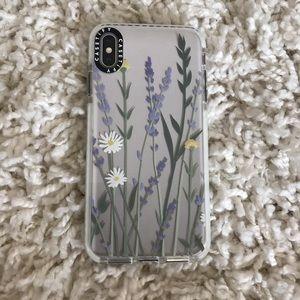 Lavender iPhone Case Xs Max